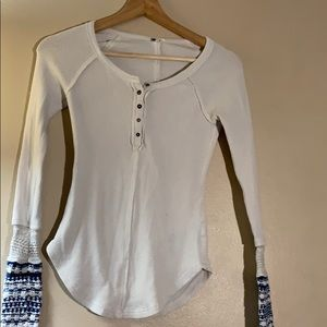 Free People Long Sleeve
